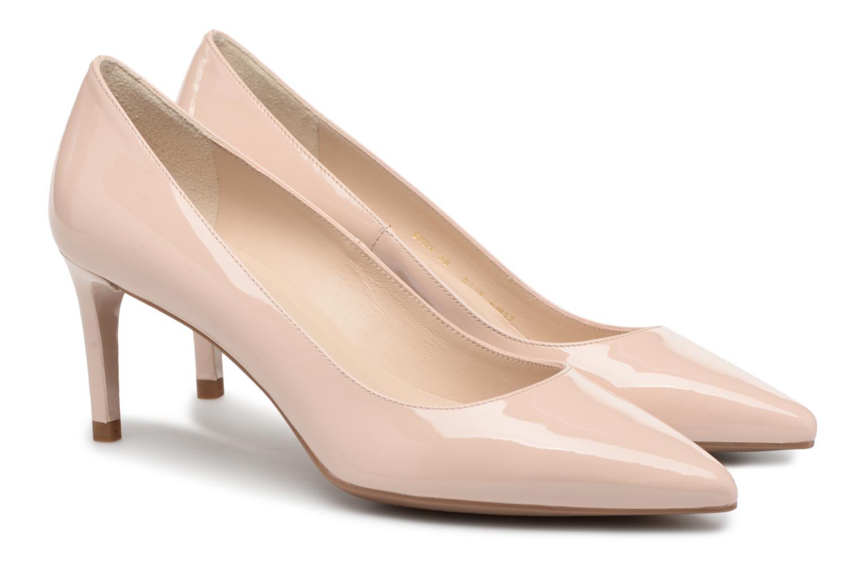 High heels L.K. Bennett Caisie Beige 3/4 view