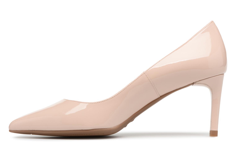 High heels L.K. Bennett Caisie Beige front view
