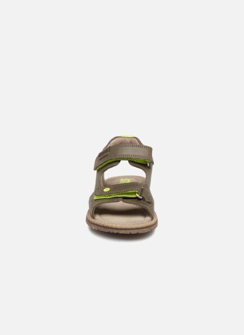 Sandales et nu-pieds Stones and Bones Daspo Gris vue portées chaussures