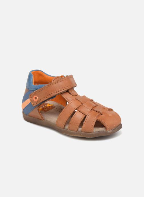 Sandales et nu-pieds Stones and Bones Maro Marron vue détail/paire