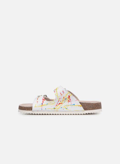 Sandales et nu-pieds Chattawak LOS ANGELES Multicolore vue face