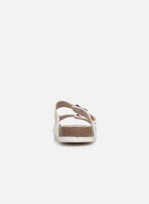 Sandales et nu-pieds Chattawak LOS ANGELES Multicolore vue droite