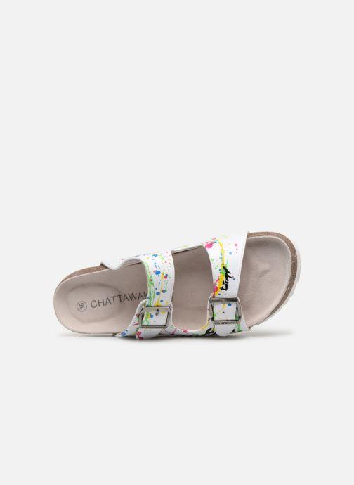 Chattawak Los Angeles (multicolore) - Sandales Et Nu-pieds Chez