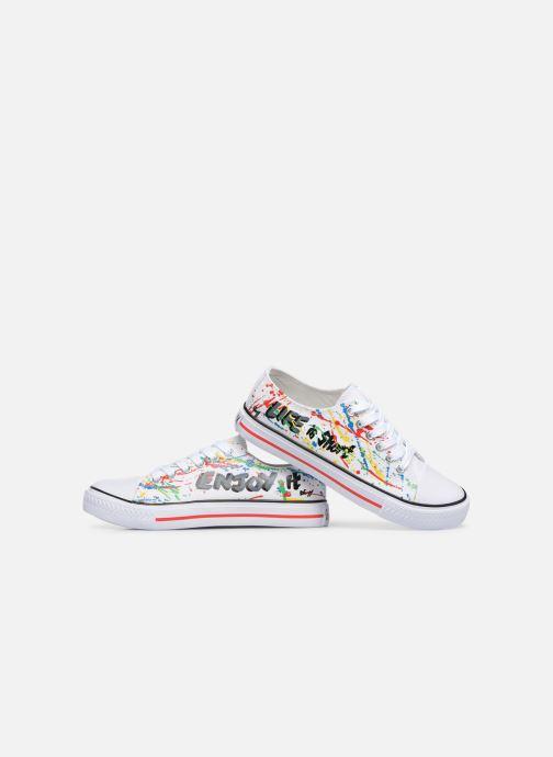 Sneakers Chattawak DETROIT Multicolor 3/4'
