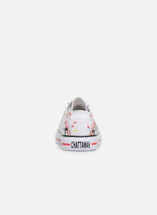 Sneakers Chattawak DETROIT Multicolor rechts