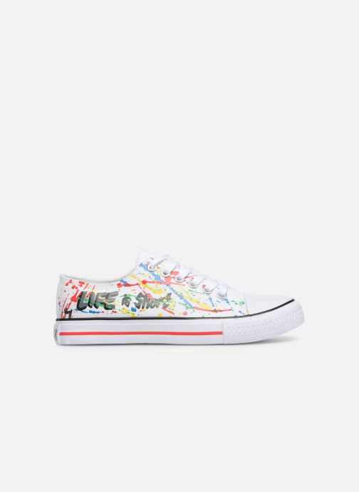 Sneakers Chattawak DETROIT Multicolor achterkant