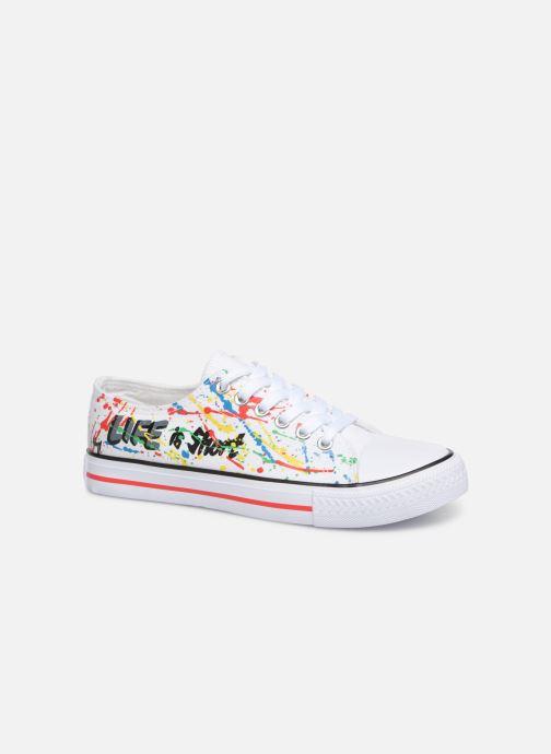 Sneakers Chattawak DETROIT Multicolor detail