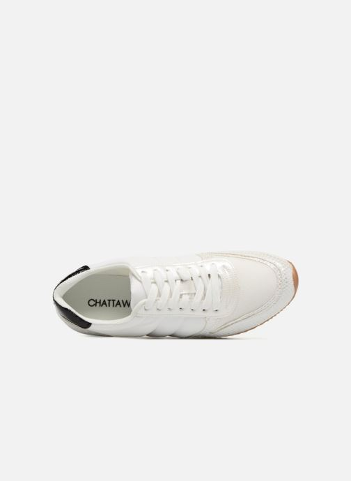 Sneakers Chattawak LONDRES Wit links