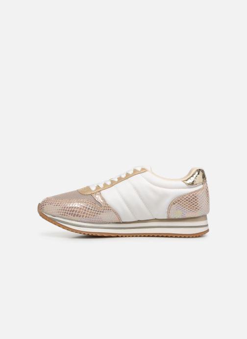 Sneakers Chattawak LONDRES Goud en brons voorkant