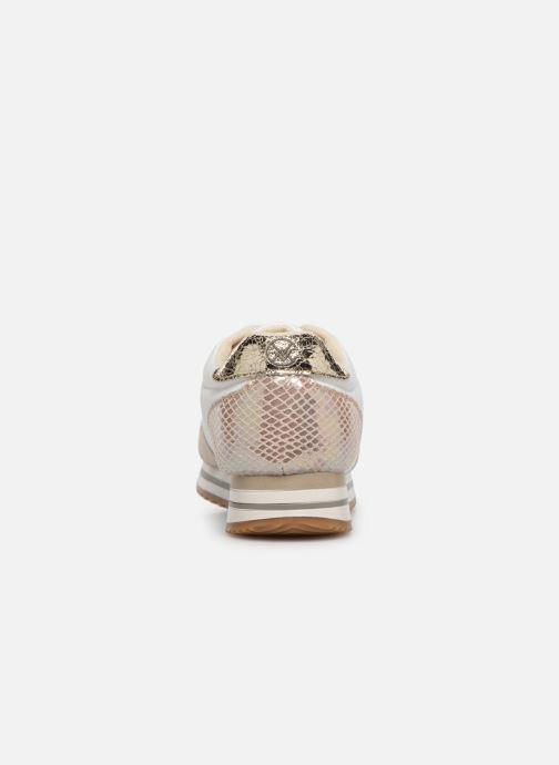 Sneakers Chattawak LONDRES Goud en brons rechts