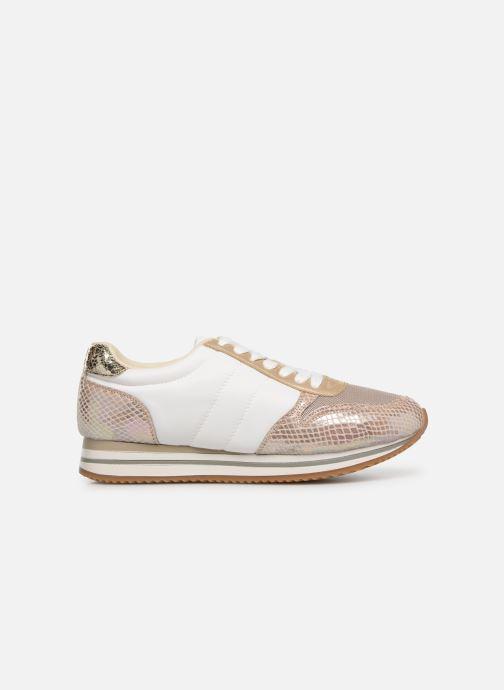Sneakers Chattawak LONDRES Goud en brons achterkant