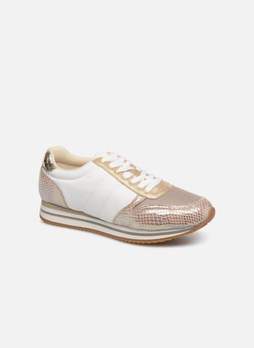 Sneakers Chattawak LONDRES Goud en brons detail