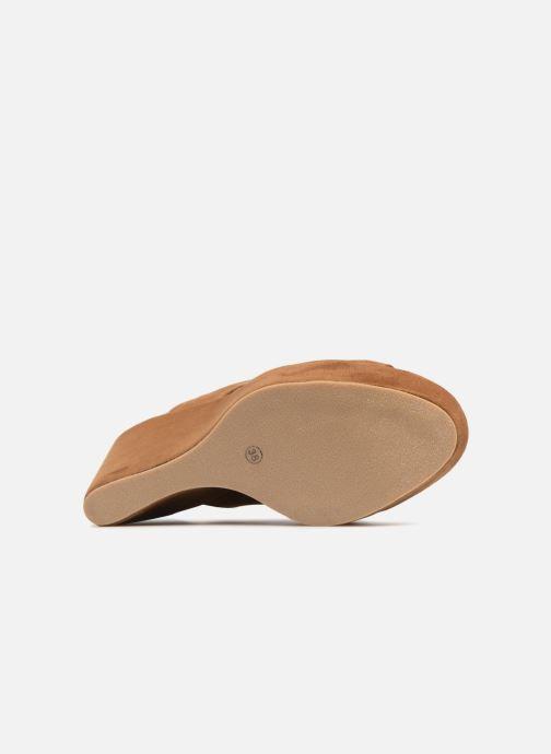 Sandales et nu-pieds Chattawak LISERON Marron vue gauche