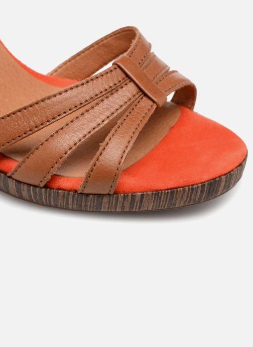 Made by SARENZA Carioca Crew Sandales à à à Talons  7 (Marrone) - Sandali e scarpe aperte 598f87