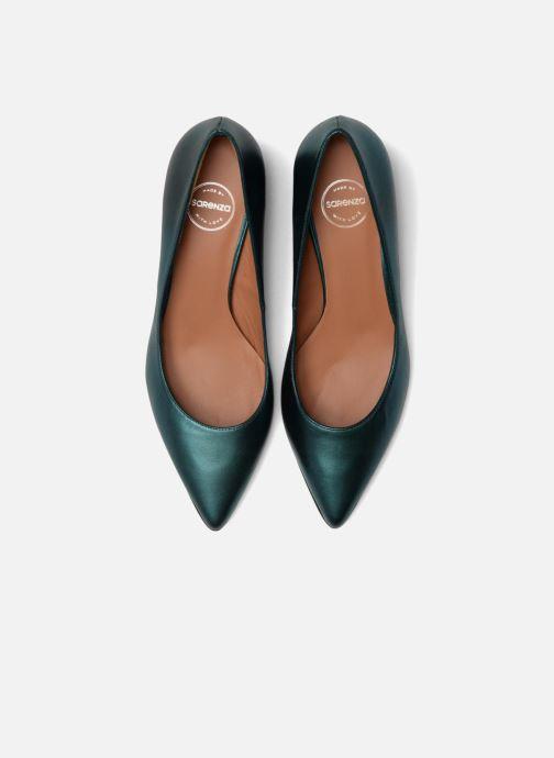 Escarpins Made by SARENZA Carioca Crew Escarpins #10 Vert vue portées chaussures