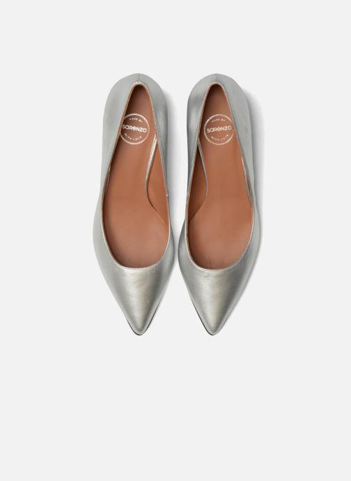 Escarpins Made by SARENZA Carioca Crew Escarpins #10 Argent vue portées chaussures