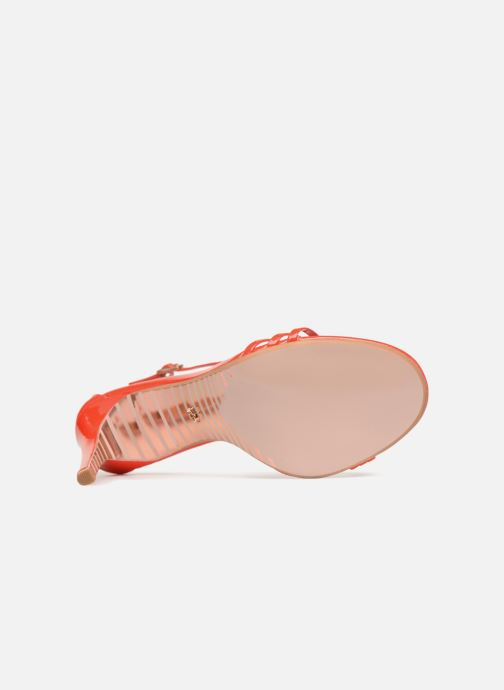 Sandales et nu-pieds Dune London MARABELLA Orange vue haut
