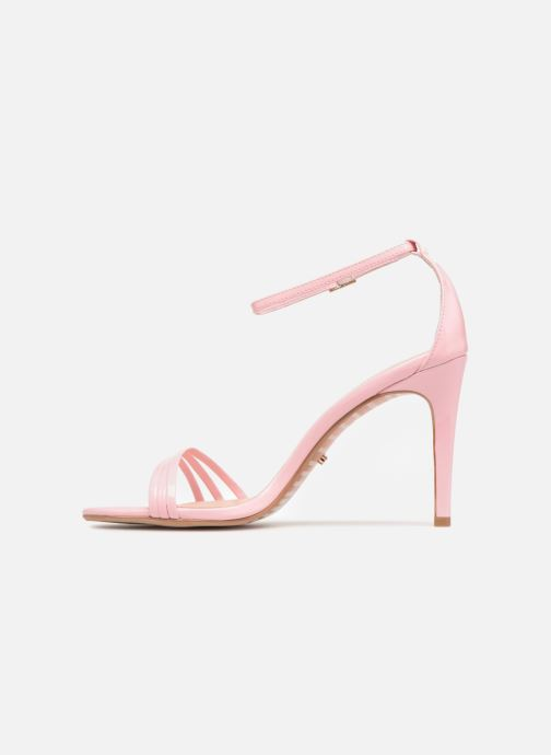 Sandali e scarpe aperte Dune London MARABELLA Rosa immagine frontale