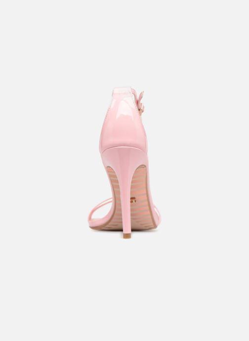 Sandales et nu-pieds Dune London MARABELLA Rose vue droite