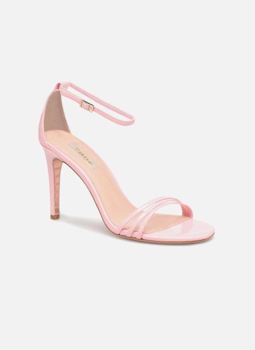 Sandales et nu-pieds Dune London MARABELLA Rose vue détail/paire