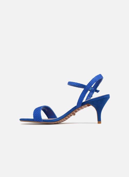 Sandales et nu-pieds Dune London MONNROW Bleu vue face