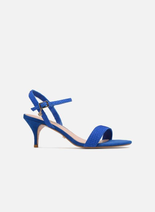 Sandalias Dune London MONNROW Azul vistra trasera