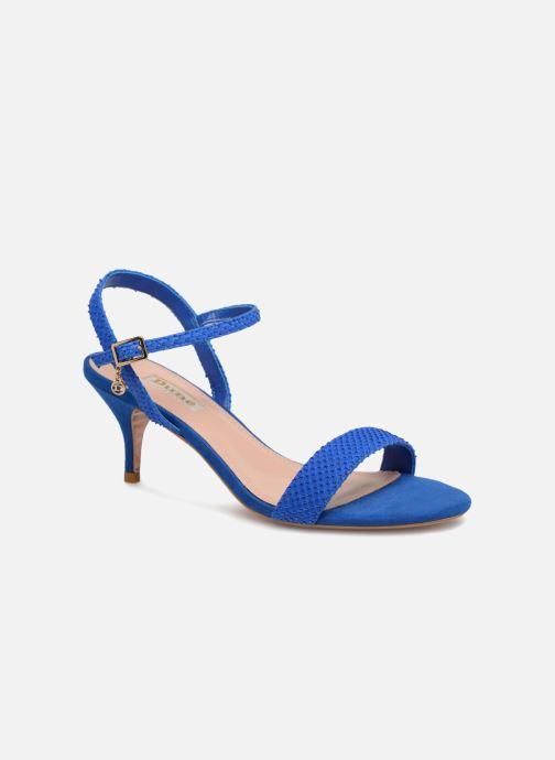 Sandales et nu-pieds Dune London MONNROW Bleu vue détail/paire