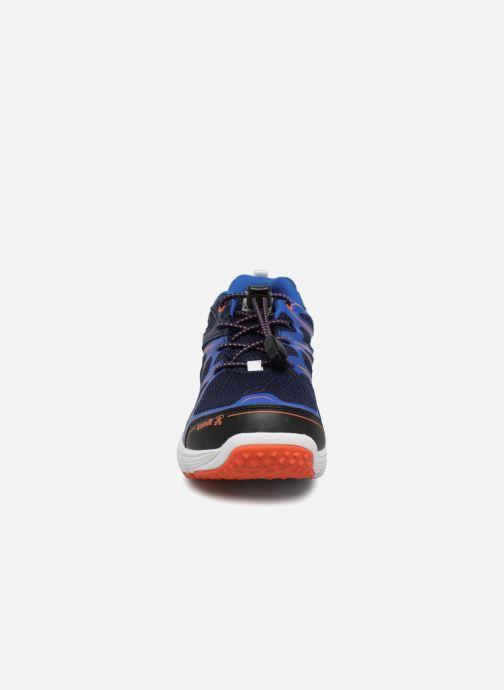 Chaussures de sport Kamik Furylow gtx Bleu vue portées chaussures