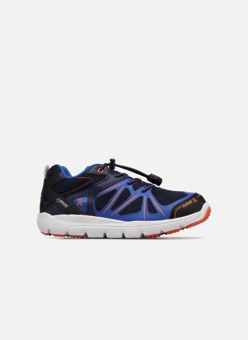 Sport shoes Kamik Furylow gtx Blue back view