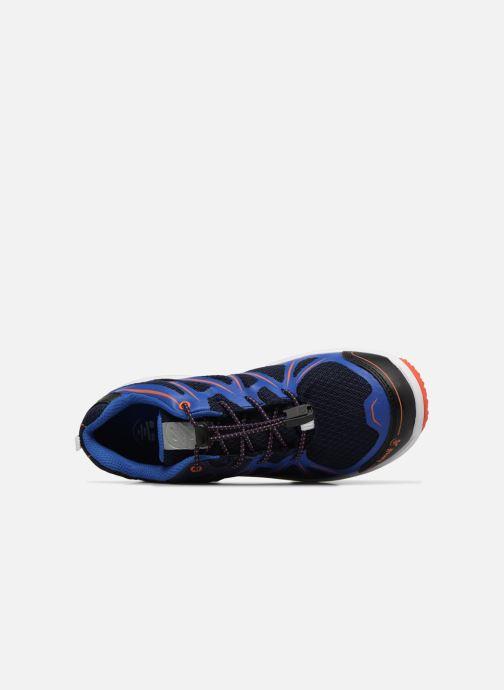 Zapatillas de deporte Kamik Furylow gtx Azul vista lateral izquierda