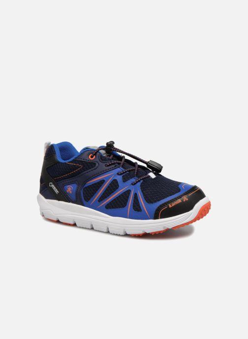 Sport shoes Kamik Furylow gtx Blue detailed view/ Pair view