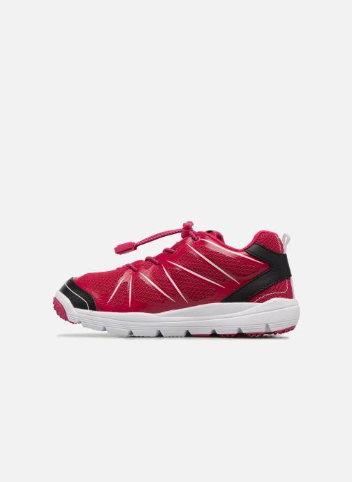 Chaussures de sport Kamik Furylow gtx Rose vue face