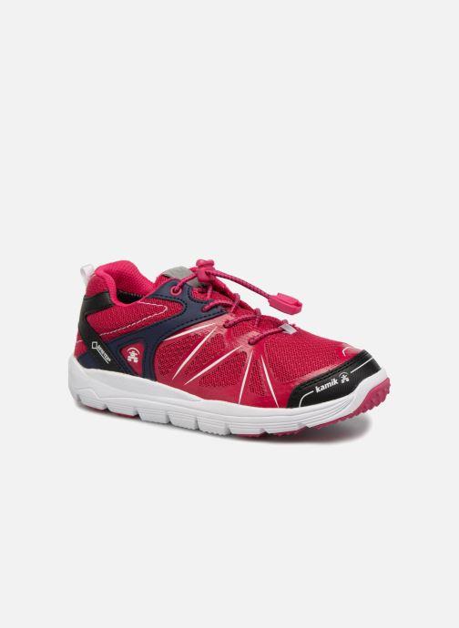 Zapatillas de deporte Kamik Furylow gtx Rosa vista de detalle / par