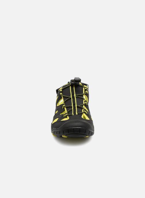 Sandales et nu-pieds Kamik Oyster2 Noir vue portées chaussures