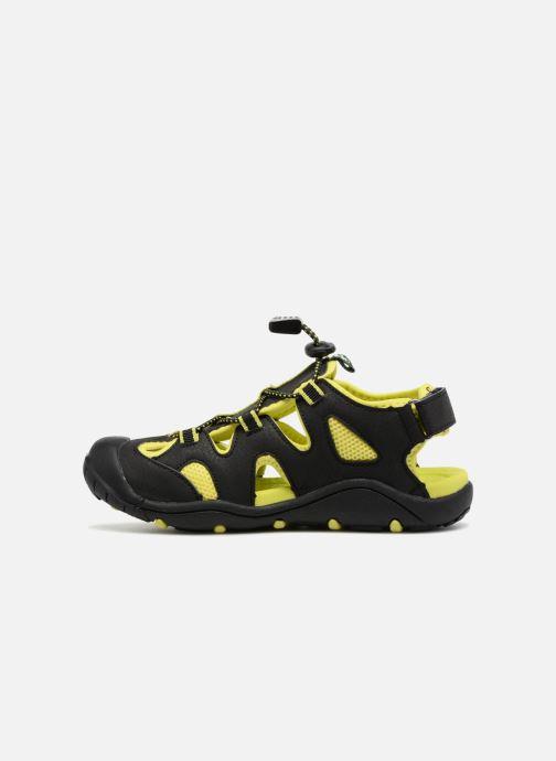 Sandales et nu-pieds Kamik Oyster2 Noir vue face