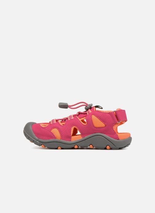 Sandales et nu-pieds Kamik Oyster2 Rose vue face