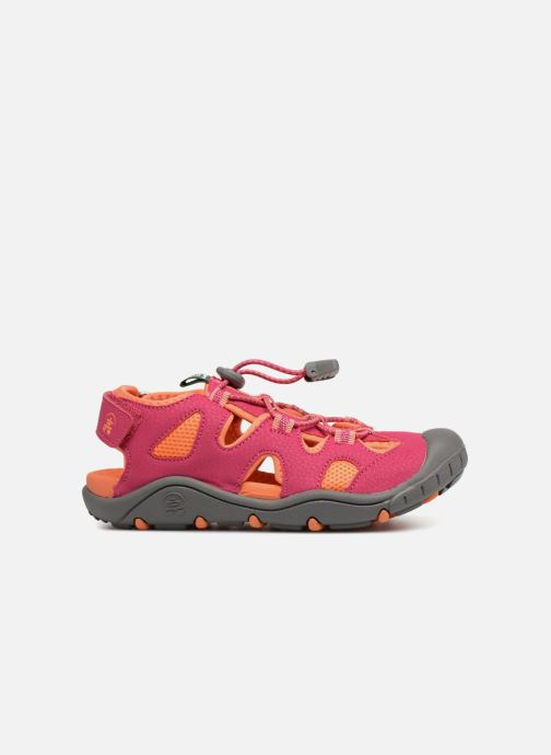 Sandales et nu-pieds Kamik Oyster2 Rose vue derrière