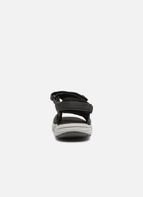 Sandales et nu-pieds Kamik Match Noir vue droite