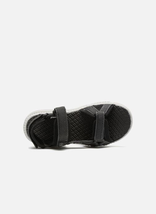 Sandales et nu-pieds Kamik Match Noir vue gauche