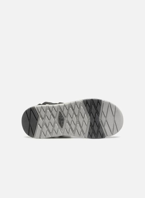 Sandales et nu-pieds Kamik Match Noir vue haut