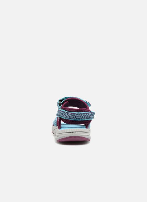 Sandali e scarpe aperte Kamik Match Azzurro immagine destra