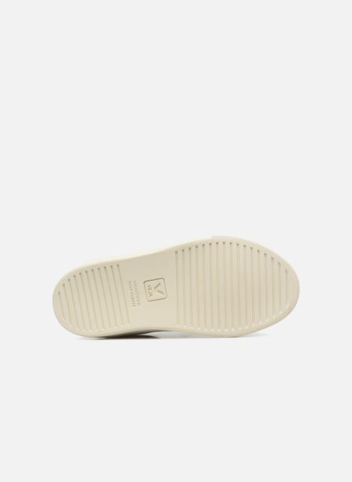 Trainers Veja V-12 Small Velcro White view from above