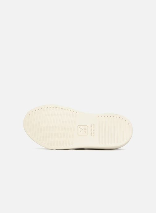 Trainers Veja V-12 Small Velcro Black view from above