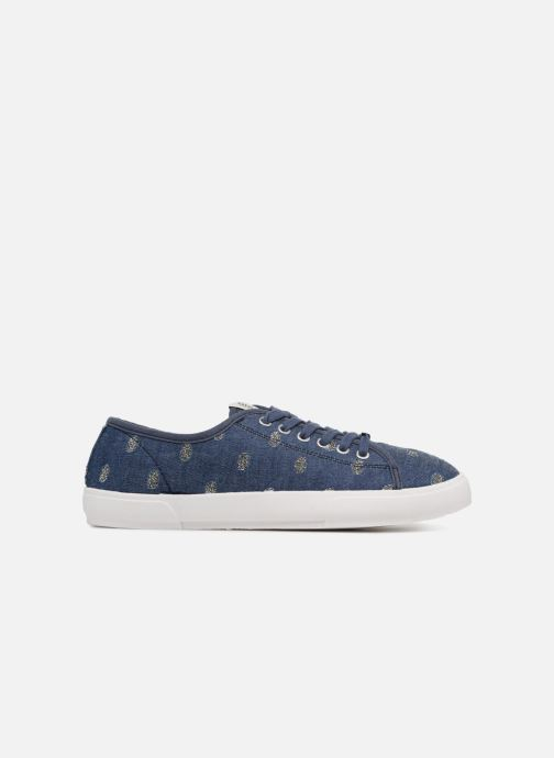 Trainers ONLY SAPHIR Blue back view