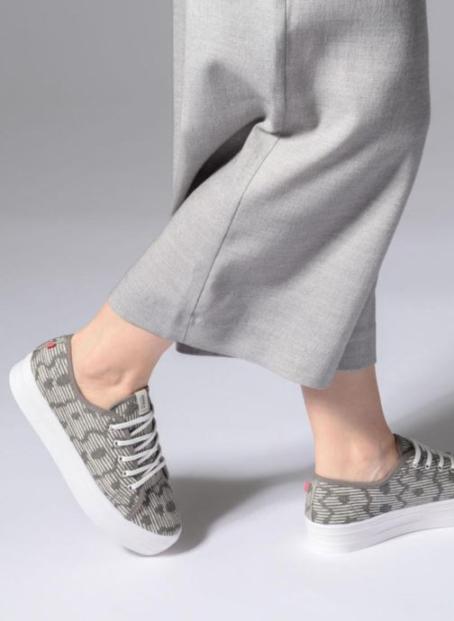 Sneakers ONLY SARINA AOP SNEAKER Grigio immagine dal basso