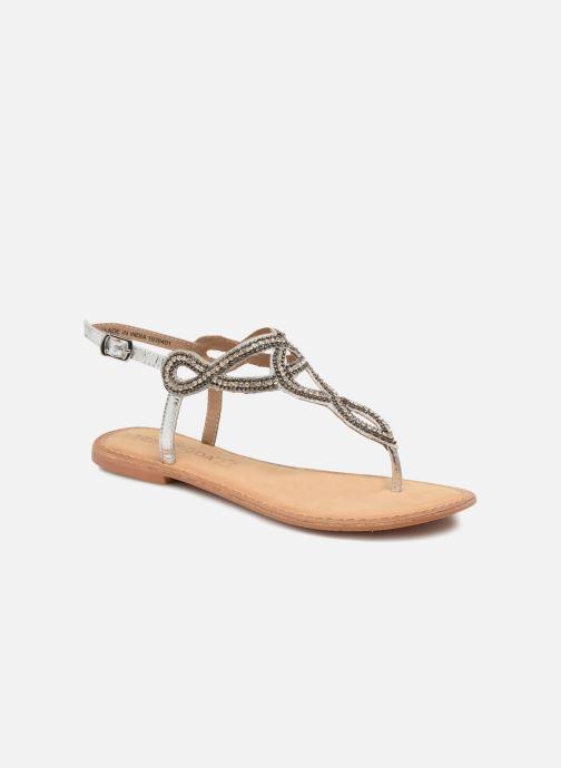 Sandalen Damen Liv leather sandal