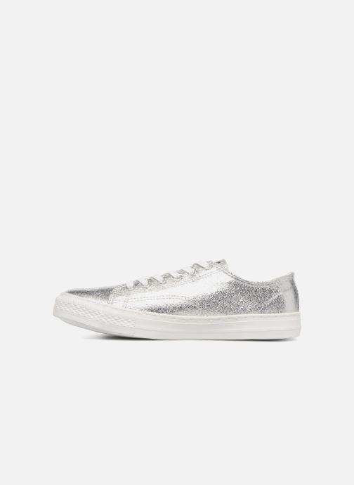 Sneakers Vero Moda Fab Sneaker Zilver voorkant