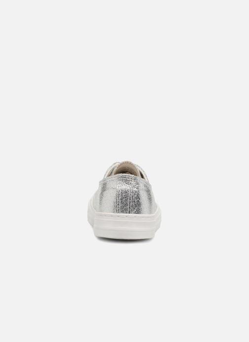 Sneakers Vero Moda Fab Sneaker Zilver rechts
