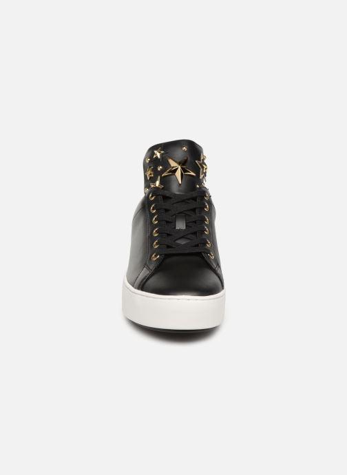 Baskets Michael Michael Kors Mindy Lace Up Noir vue portées chaussures