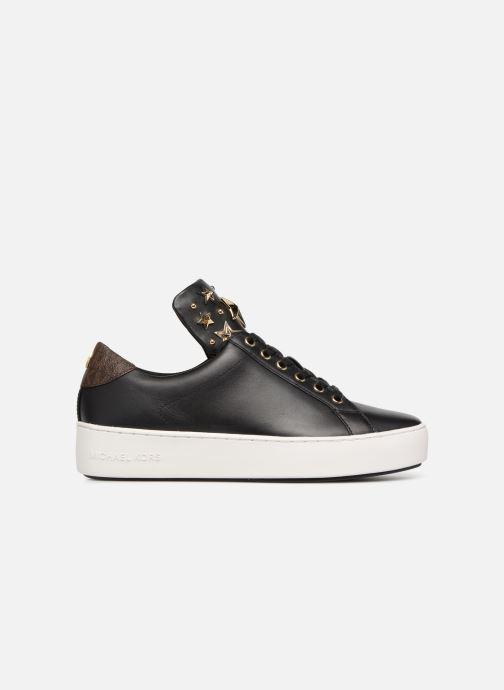 Sneakers Michael Michael Kors Mindy Lace Up Zwart achterkant